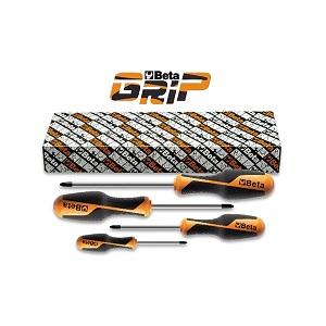 1262/S4 Set of 4 screwdrivers for cross head (Phillips) screws