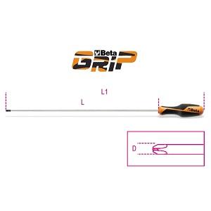 1262L Screwdrivers for cross head (Phillips) screws, long series