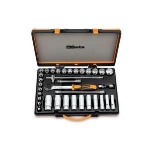 920B/C30Q Assortment of 30 sockets and 5 accessories