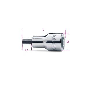 920PE/AS Socket drivers for hexagon screws, imperial