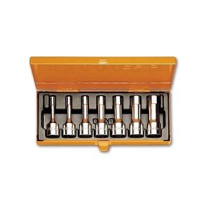 920ME/C7 Set of 7 socket drivers for hexagon screws