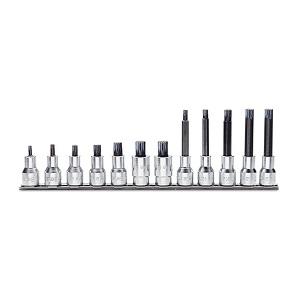 920XZN/SB12 Set of 12 socket drivers with XZN® profile