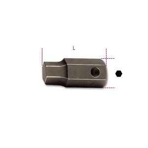 727/ES16  Impact hexagon bits, 16mm drive