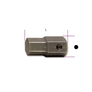 727/ES22 Impact hexagon bits, 22mm drive
