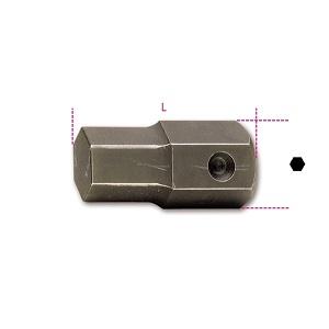 727/ES32 Impact hexagon bits, 32mm drive