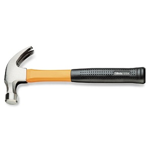 1375A Claw hammers, plastic shafts