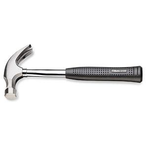 1375B Claw hammers, steel shafts