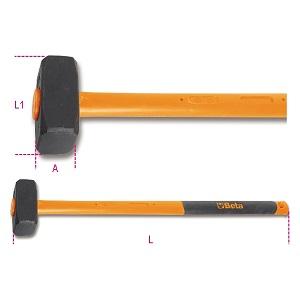 1381T Sledge Hammers Fibre Shafts