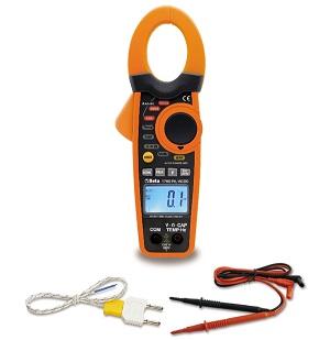 1760PA/AC-DC Amperometric clamp and digital multimeter