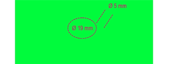 1471PN/B5 Mini / BMW handbrake adapter
