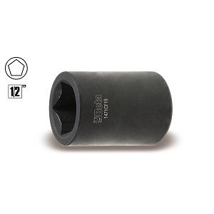 1471CF Pentagon hand impact sockets for brake caliper nuts