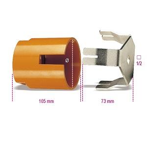 1493J Wrench for fiat multijet, lancia, opel cdti and suzuki ddis diesel oil filters