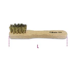 1737 Brush, brass wires
