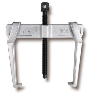 1500N Universal pullers with 2 sliding legs