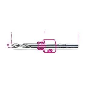 450PA/1 Pilot drills for arbors item 450al/1, hss