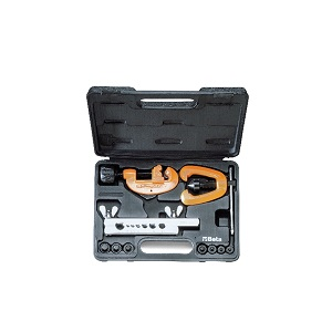 351C Pipe cutter and tube flaring tool, in plastic case