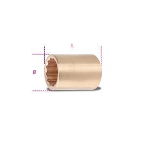 926BA Spark-proof bi-hex hand socket
