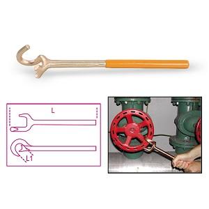 966BA/V Spark-proof safety valve wrench