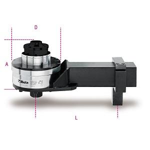 565/5R Ratio 25:1 - max 9500Nm