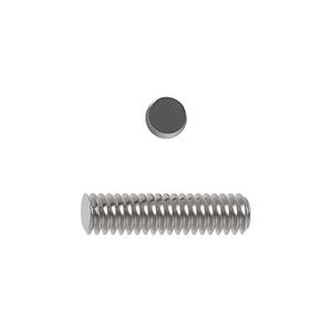 Threaded Rod, DIN 976-1, Stainless Steel Grade A4 - Grampian