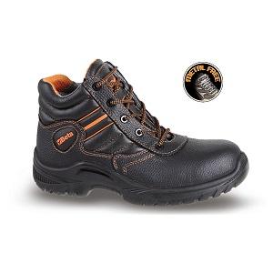 7201BKK Full grain leather ankle shoe, waterproof
