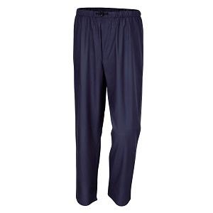 7970 BLU Waterproof, pvc tricot trousers