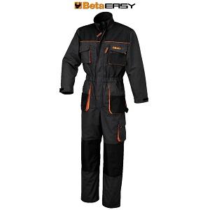 7905E Work overalls, Grey