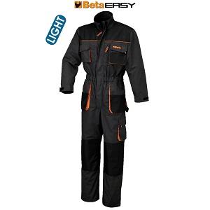 7865E Work overalls, lightweight