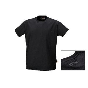 7548N Work t-shirt 100% jersey cotton black