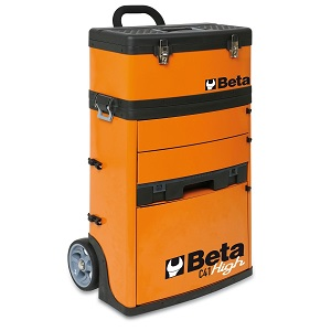 C41H - 4100H Two-module mobile tool trolley