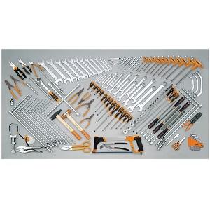 5953VG Assortment of 147 tools for car repairs