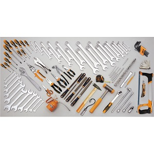 5902VI Assortment of 107 tools for industrial maintenance