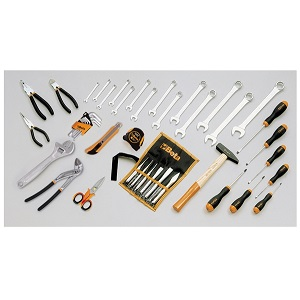 5915VU/1 Assortment of 45 tools for universal use