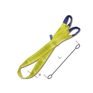 8156 Webslings, yellow 3t