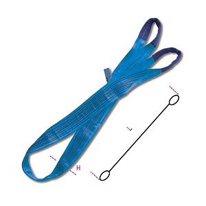 8160 Webslings, blue 8t