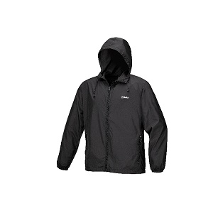 9508K Long zip jacket, ripstop nylon,