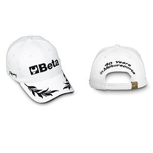 9525/B Motorsport Cap, white