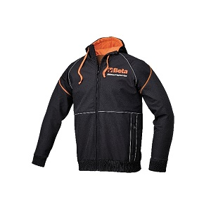 9504 Windproof/rainproof softshell jacket