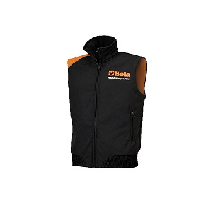 9505 Sleeveless windproof/rainproof softshell jacke