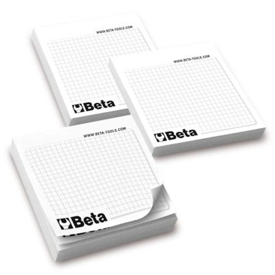 10 adhesive notepads